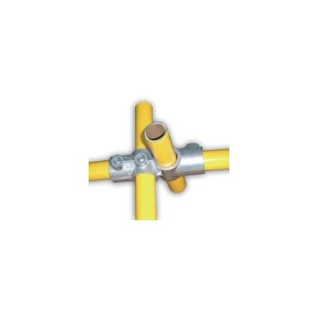 RC5 Ø 34mm |  raccord 4 tubes formant une croix