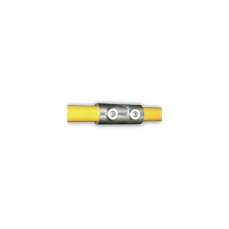 RC6 Ø 34mm |  raccord 2 tubes bout-à-bout
