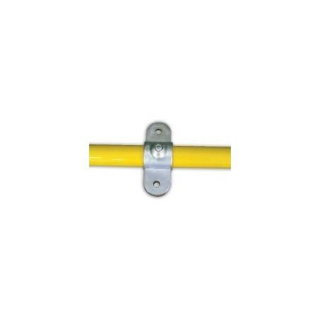 RC 7 VO 2 pattes à 180° Ø 34mm |  raccord permettant la fixation d'un panneau