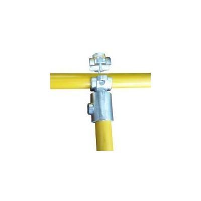 RC2 démontable Ø 35mm |  raccord 2 tubes formant un T