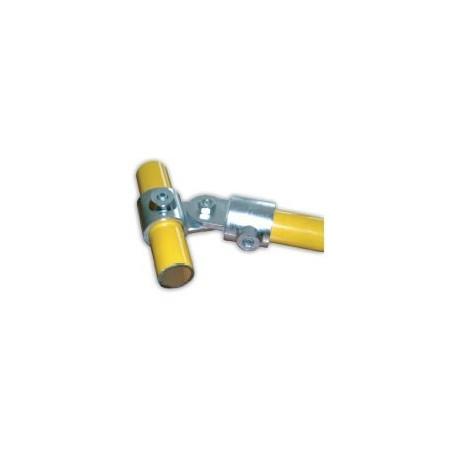RC 7 VO + VF Ø 35mm | raccord 2 tubes articulés(voie ouverte et fermée)