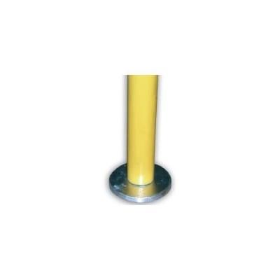 Plaque de base Ø 35mm | Platine qui rentre dans le tube