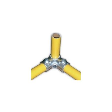 RAC 90° Ø 22mm | raccord 3 tubes assemblés à 90°