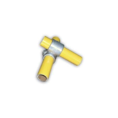 RC1 Ø 40mm |  raccord 2 tubes formant une croix