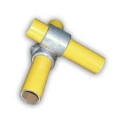 RC1 Ø 42mm    raccord 2 tubes formant une croix