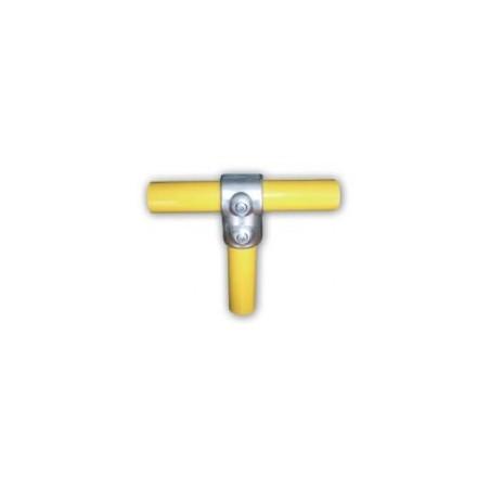 RC2 Ø 27mm |  raccord 2 tubes formant un T