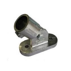 Platine articulée Ø 49mm | Fixation de 0 à 180°