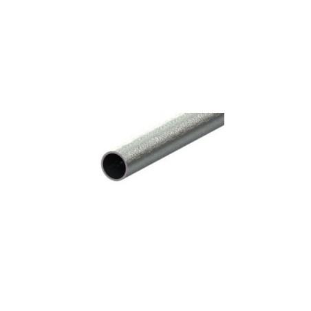 Tube aluminium 6060 3m diamètre 30mm épaisseur 2mm