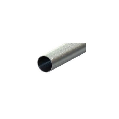 Tube aluminium 6060 3m diamètre 50mm épaisseur 2mm