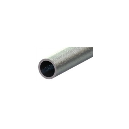 Tube aluminium 6060 3m diamètre 50mm épaisseur 5mm