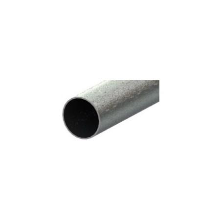 Tube aluminium 6060 3m diamètre 60mm épaisseur 2mm