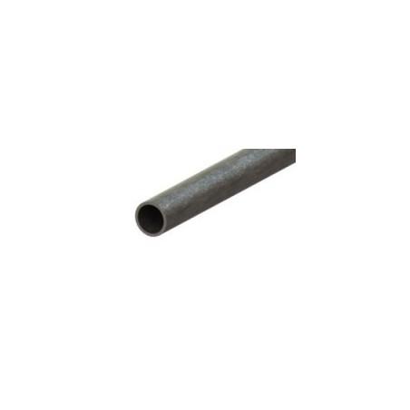 Tube acier galvanisé 3m diamètre 26