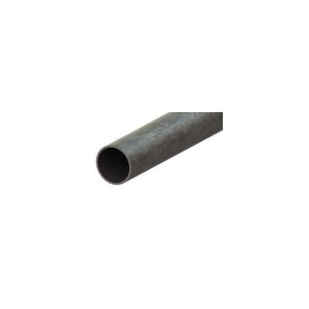 Tube acier galvanisé 3m diamètre 40mm épaisseur 2mm