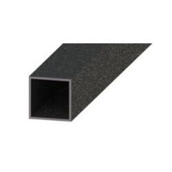 Tube acier brut 3m carré 40x40mm épaisseur 2mm