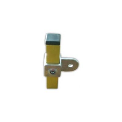 RC 7 VO carré 40x40mm |  raccord permettant la fixation d'un panneau