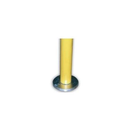 Plaque de base Ø 30mm | Platine qui rentre dans le tube